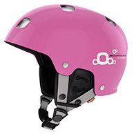 POC Receptor BUG Adjustable, ski helmet, pink