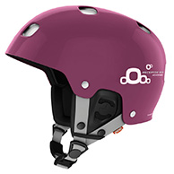 POC Receptor BUG Adjustable, ski helmet, bordeaux