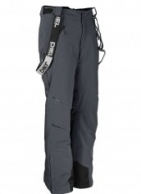 DIEL Bobby mens ski pants, grey