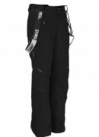 DIEL Bobby mens ski pants, black