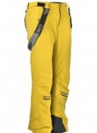 DIEL Billy mens ski pants, yellow