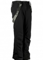 DIEL Billy mens ski pants, black