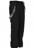 DIEL Dan ski pants for men, black