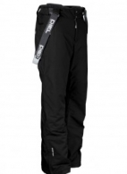 DIEL Cid mens ski pants, black
