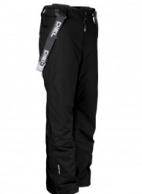 DIEL Cid mens ski pants, black