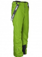 DIEL Cid mens ski pants, green
