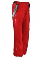 DIEL Cindy womens ski pants, red