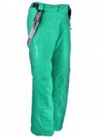 DIEL Cindy womens ski pants, green