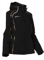 DIEL Elena ski jacket, women, black