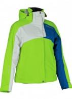 DIEL Elina Girls Junior Ski Jacket, green