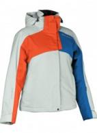 DIEL Elina Girls Junior Ski Jacket, swan