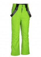 DIEL Eddy junior ski pants, green
