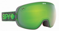 Spy+ Doom Ski Goggle, Yellow + Green Spectra