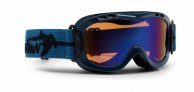 Demon Magic junior ski goggle, blue