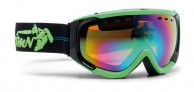 Demon Matrix ski goggle, Green
