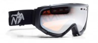 Demon Matrix ski goggle, Matt Black