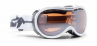 Demon Bubble OTG ski goggle, White Grey