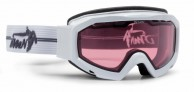 Demon Top ski goggle, Photochromatic lens, White