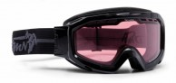Demon Top ski goggle, Photochromatic lens, Black