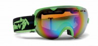 Demon Legend ski goggle, green