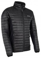 Kilpi Isaiah-M mens down jacket, black