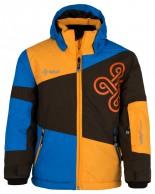 Kilpi Radolfo K, boys ski jacket, blue