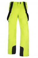 Kilpi Caleb mens ski pants, green