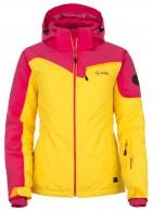 Kilpi Keira JG, girls ski jacket, pink