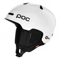 POC Fornix, ski helmet, white