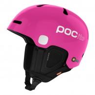 POCito Fornix, kids ski helmet, pink