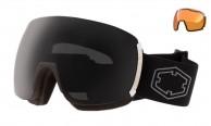 Out Of Earth M ski goggle, black