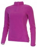 4F Microtherm womens fleece shirt/pulli, violet