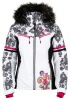 Kilpi Lena, womens ski jacket with print