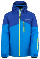 Kilpi Oliver K, boys ski jacket, blue