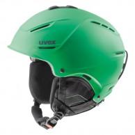 Uvex p1us ski helmet, green