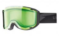 Uvex Snowstrike, Ski goggles, Glow Green