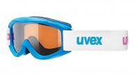 Uvex Snowy Pro, Kids skigoggle, blue