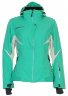 DIEL Cynthia, womens ski jacket, green