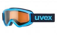 Uvex Speedy Pro, Kidds ski goggle, blue
