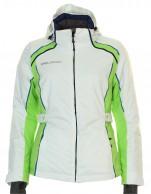 DIEL Elena ski jacket, women, swan
