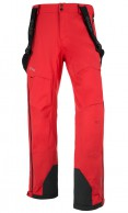 Kilpi Lazzaro, mens shell pants, red