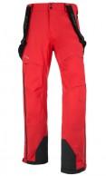 Kilpi Lazzaro, mens shell pants, red