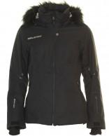 DIEL Cybilla  ski jacket, women, black