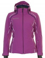 DIEL Elena ski jacket, women, purple
