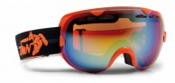 Demon Legend ski goggle, orange