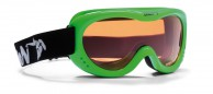 Demon Snow-6 junior ski goggle, green fluo