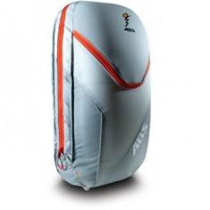 ABS Vario 18 Zip On, bag for backpack, grey/orange