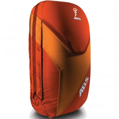 ABS Vario 18 Zip On, bag for backpack, red/orange
