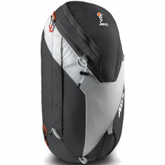 ABS Vario 24 Zip On, bag for backpack, black/grey