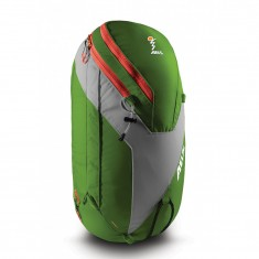 ABS Vario 32 Zip On, bag for backpack, green/orange